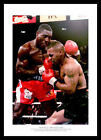 Frank Bruno v Mike Tyson 1996 World Heavyweight Boxing Photo Memorabilia (338)