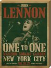 New One To One John Lennon Large Canvas Print