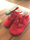 100% Geniune Leather HANDMADE Baby Shoes US Size 4 - 5.5 - 6
