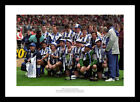 Sheffield Wednesday 1991 League Cup Final Team Photo Memorabilia (102)