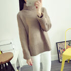 Women's sweater Turtleneck coat hedging loose long-sleeved sweater bottoming