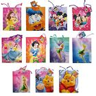 Small DISNEY Character Sparkling Gift BAGS - Kids Birthday Party Gift/Present