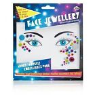 NPW Face Jewellery Face Gems Dazzling Temporary Tattoos Body Art Dfferent Types