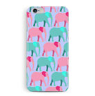 Case for iPhone 6 6S Elephant Cute Animal Lover Girls Tough Protective Slim