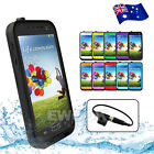 AU Waterproof Shockproof Slim Hard Cover for Samsung Galaxy S4 Case S IV i9500