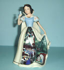 Lenox Disney Snow White's Song Figurine Hand Painted Collectible New