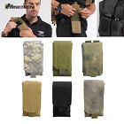 "5.5"" Tactical Military Molle Cellphone Pouch Case Bag for iPhone6 Plus 5s 5C A"