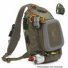 Fishpond Summit Sling Fly Fishing Pack Hands Free Gear Shoulder Bag Net Holder