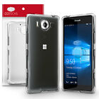Cotechs 100% Crystal Clear Gel Case Skin Cover For Microsoft Lumia 950, 950 XL