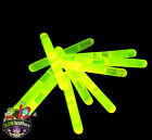 "500 x 1.5"" FISHING LURES, GLOW STICKS. STARLIGHTS, CHOICE OF COLOURS."