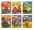 PlayDays - Activity Book - Draw/Colour/Count/Kids/Play Days/TV/Gift