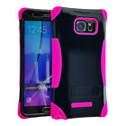 For Samsung Galaxy Note 5 - HYBRID RUGGED HIGH IMPACT KICKSTAND ARMOR CASE COVER