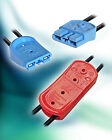 SBS MINI FINGER PROOF CONNECTOR HOUSINGS x 2 + 4 x 45A CONTACTS - EMERGENCY UPS