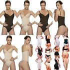 Vedette Aimee 327, Medium Control Bodysuit with Bra Thong,  Size  S Color Black