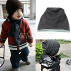 Baby Toddler Winter Warm Knit Beanie Hat Cap for Girls Boys Children Accessories