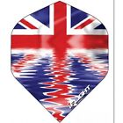 Sets of 3 Ruthless Union Jack Dart Flights - Various Designs Available Free P&P