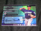 DUANER SANCHEZ 2002 ABSOLUTE CERTIFIED AUTHENTIC AUTOGRAPHED MLB BASEBALL CARD