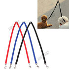 100cm Dual Coupler Pet Dog Leash Double Lead Leash Two Dog Walk Necklace act