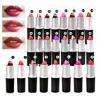 24 Colors Women Beauty Matte Lipstick Makeup Cosmetics Waterproof Lip Gloss S0BZ