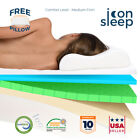 12&quot; Cool &amp; Gel Memory Foam Mattress FULL QUEEN KING CAL KING - Medium-Firm <br/> DAILY DEAL! Free Shipping! 99.9% Positive Feedback!