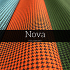 NOVA HOUNDSTOOTH Cloth [9 Colors Available!] Sold by the Yard NEW