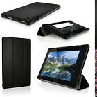 "PU Leather Skin Smart Cover for Amazon Fire 7"" Tablet (2015) Folio Stand Case"