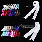 17 colors Satin Ribbon Sash Belt for Wedding Evening Party Prom Summer Dresses