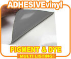 "Printable White Vinyl Self Adhesive, INKJET Vinyl Stickers - 24, 36, 44"" x 30m"