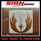 Jedi Order Decal / Sticker Star Wars $16.99 USD on eBay