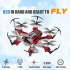 JJRC H20 2.4G 4Ch 6-Axis Nano Hexacopter Drone CF Mode RTF RC Quadcopter US NT3O