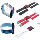 Fitness Silicone Rubber Watch Band For Pebble/Samsung Gear/LG/MOTO 360/Cookoo2