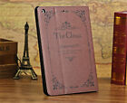Folio Patterns Leather Smart Case Cover Stand for Apple iPad 2/3/4 iPad 5/6 Air