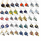 helmet earring charm NFL Pick your team $7.25 USD on eBay