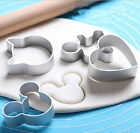 36 Shapes Buscuit/Cookie/Cake/Jelly Metal Cutter Tin Mould Baking DIY Tool  2016