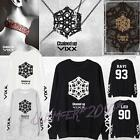 VIXX V.I.X.X 2015 LEO N RAVI KEN HONGBIN HYUK CHAINED UP SWEATER COTTON KPOP NEW