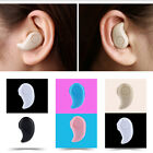 HOT 4.0 In-Ear Stereo Headset Headphone Mini Earphone Earpiece Wireless Bluetoot