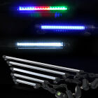 18 30 42 57 LED Bar Strip Light Lamp Waterproof Submersible Aquarium Fish Tank