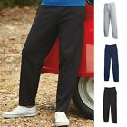 Fruit of the loom Jogginghose Herren Sporthose Freizeithose Hose open Bund S-XXL
