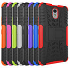 For Lenovo P1M Case Rugged Hybrid Dual Layer Shockproof Protection Phone Cover