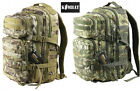 Army Militray Combat Rucksack Molle Travel Back Day Pack Raptor Backpack 28L