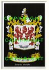 O'FLAHERTY Family Coat of Arms Crest - Choice of Mount or Framed