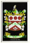 REID Family Coat of Arms Crest - Choice of Mount or Framed