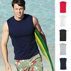 Fruit of the loom Herren Tank Top T-Shirt Muskelshirt Unterhemd Ärmellos S - 5XL