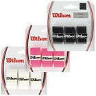 Wilson 2016 Pro Overgrip for Rackets 3 Pack Tennis Badminton Replacement WRZ4014