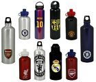 OFFICIAL FOOTBALL CLUB - Aluminium Water Bottle - All Teams (School, Sport, Gym)