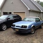 Ford: Mustang LX FORD MUSTAND CONVERITBLE 1986
