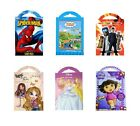 Kids Carry Pack - Gift/Stickers/Colouring/Height Chart/Activities/Disney/Marvel