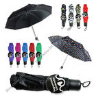 SUPERMINI UMBRELLA FOLDING TELESCOPIC SMALL LITTLE COMPACT LIGHTWEIGHT UNISEX