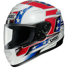 Shoei Qwest Banner Helmet White/Red/Blue