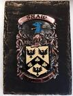 Your HANDPAINTED Name Crest on SLATE PLAQUE - Coat of Arms CRISP to CULLEN